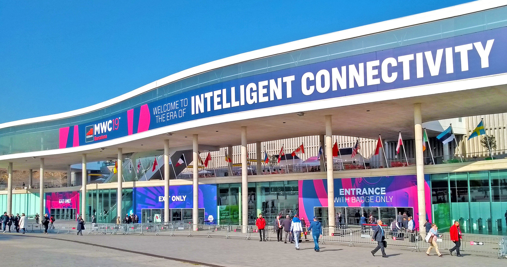 ECT Presents a Portfolio Full of Solutions for the Future of the Telecom Industry at MWC Barcelona 2019